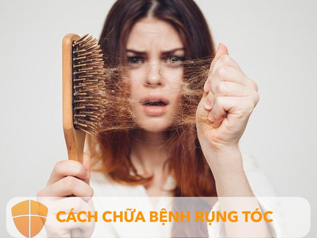 Hướng dẫn cách điều trị dứt điểm chứng rụng tóc, sử dụng loại thuốc nào hiệu quả