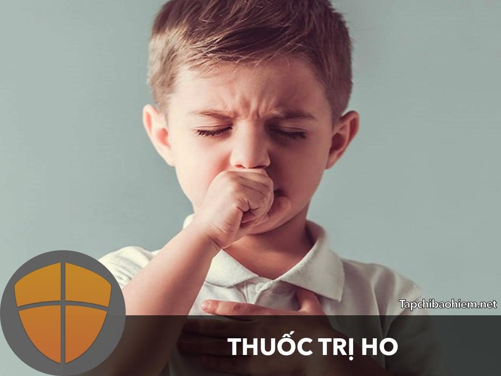 Tổng hợp THUỐC TRỊ HO an toàn và hiệu quả nhất 2020 cho mọi lứa tuổi